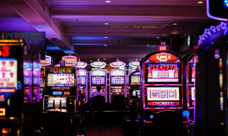 Slot Machine Design – It's a Trap!